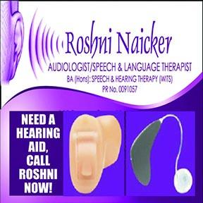 Roshini Naicker 034-312-8276