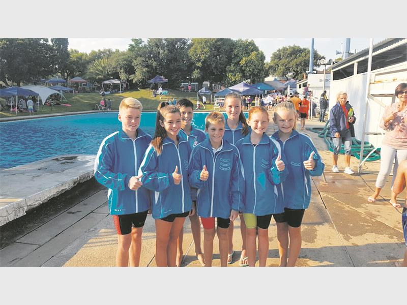 Vryheid Swimming Club yearly prize giving and AGM