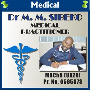 Dr Sibeko