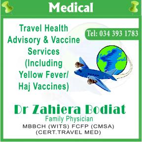 Dr Zahiera Bodiat