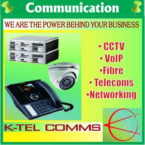 K-Tel Comms