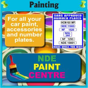 Paint Centre