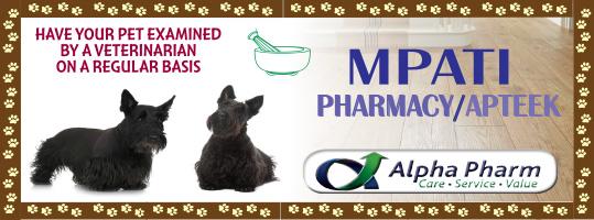 Mpati Pharmacy online