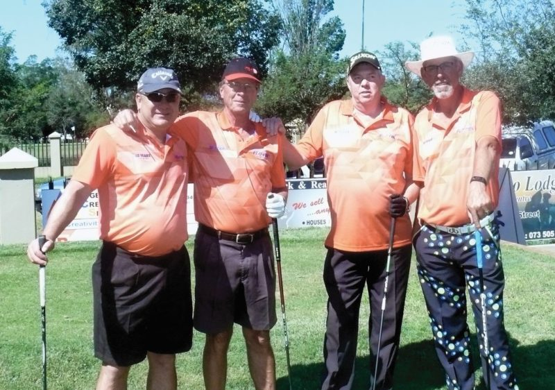 Mens golf comes in seventh place in Sandpiper Invitational