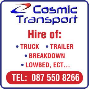 Cosmic Transport