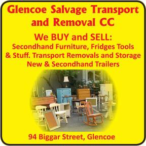 Glencoe Salvage Transport
