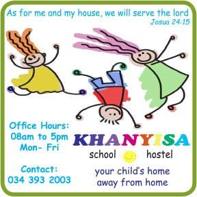 Khanyisa School Hostel