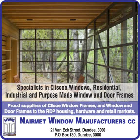 Nairmet Window Manufacturers CC