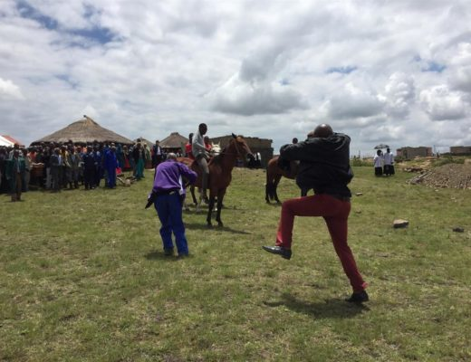 Nquthu community bids farewell to a local hero   Northern