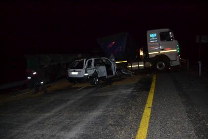 One dies in five vehicle crash on N3 | Ladysmith Gazette