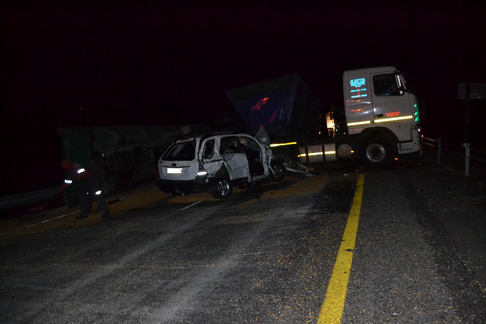 One Dies In Five Vehicle Crash On N3 Ladysmith Gazette