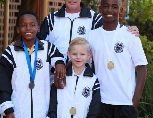 Winning medals, making their school proud | Ladysmith Gazette