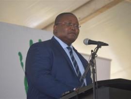 Current Mayor Siphiwe Mazibuko