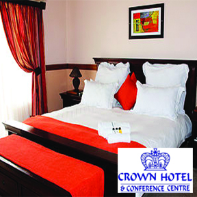 Crown Hotel Tel: 036-637-2266
