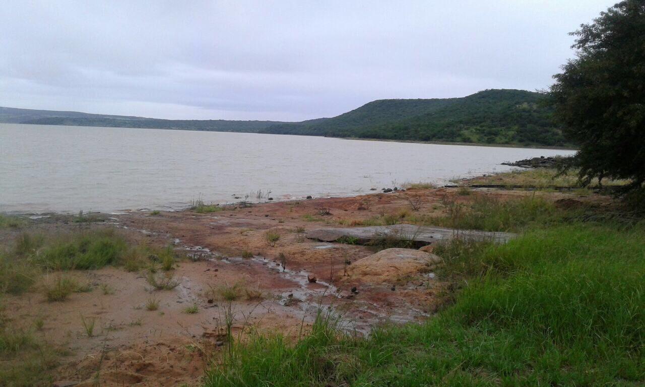 Tugela River Spioenkop Dam f...