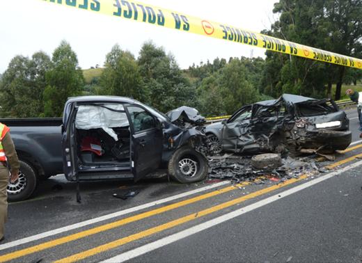 3 lives lost in horrific crash on N3 near Ladysmith   Ladysmith Gazette