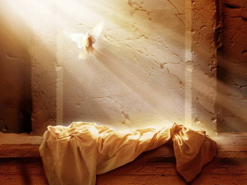 an analysis of the resurrection of jesus christ But, of course, what makes the holiday so special is the celebration of the  resurrection of our savior, jesus christ easter sunday represents the freedom  we.