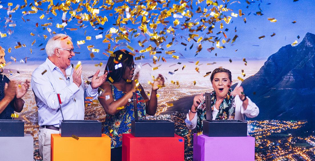 Yvette Blignaut Wins The Fifth Season Of Sabc 3 S Win A Home