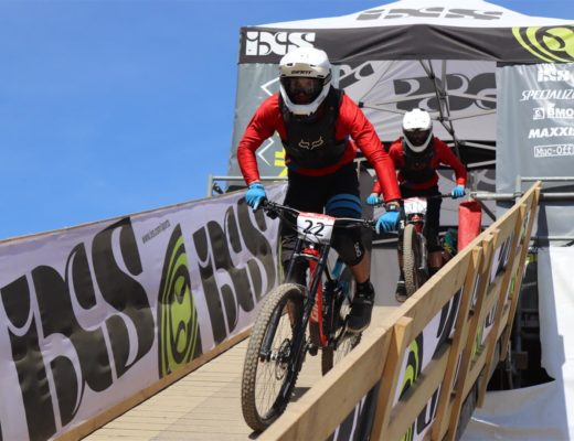 Ladysmith brothers take on tough downhill trails in Europe