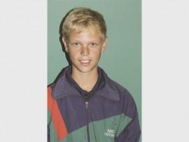 Zander Van Greuning het vierde in die land gekom in 'n hengelkompetisie.