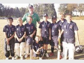Michaelis' cricket boys took on NRS and won by 10 runs.