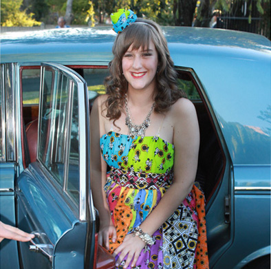 The matric farewell dress that got people talking vryheid herald the matric farewell dress that got people talking thecheapjerseys Gallery