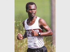Vryheid, Vryheid Herald, Estella Naicker, Comrades Marathon, Bongani Msimango, gardener, athlete
