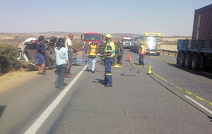 Deadly minibus accident on N3 - Estcourt and Midland News