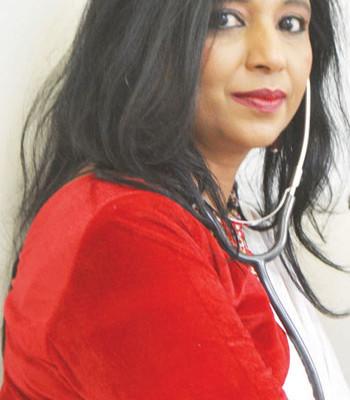 Dr Lalitha Badul.