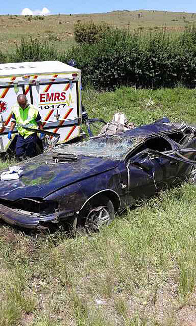 One killed, three hurt in N3 crash - Estcourt and Midland News