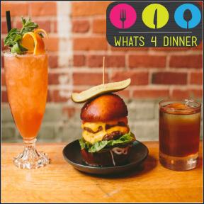 Whats 4 Dinner. Tel; 071-039-1698