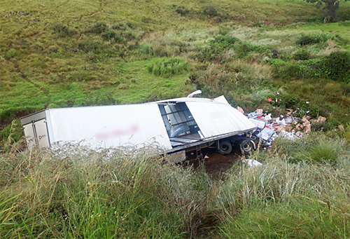 JUST IN: Fatal crash on the N3 in Lions River - Estcourt and Midland