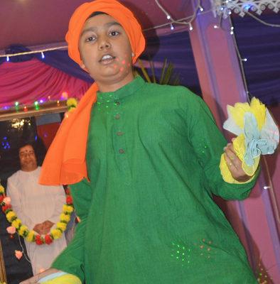 GALLERY: Devotional service for Sathya Sai Baba's birthday