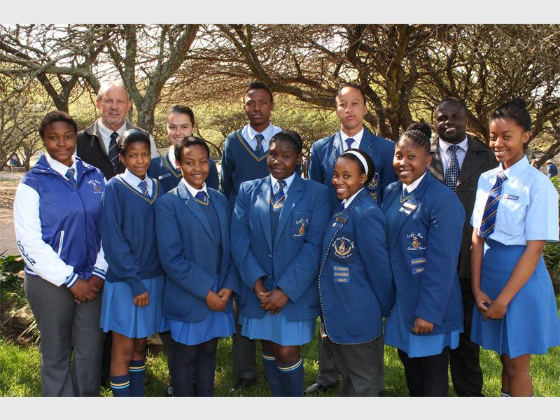 Top spot for Eagle's Nest debating team | Review