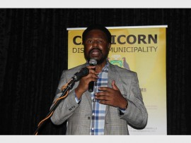 Gilbert Kganyago (Capricorn District, Mayor) says recalling of leaders is not an issue people need to worry about as service delivery will go on.
