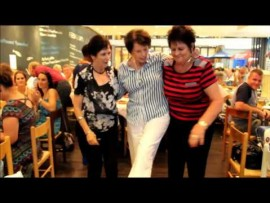 OPA! Greek evening at Ocean Basket (video)