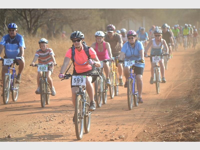 Cyclists in the province gear up for the Makhulu 5 challenge. Photos: Archives 2015