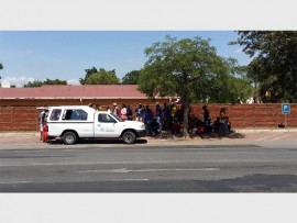 The Meals on Wheels bakkie brings hope to men and women in Polokwane who have no place to go and no money to buy food.