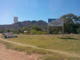 The Olifantspoort plant came to a standstill due to electricity problems caused by a hailstorm on Thursday.