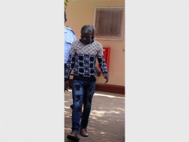 Sithole Thomas Monise (35) appeared before the Mokopane Magistrate's Court last Thursday in connection with the murder of Sello Gideon Fatana.