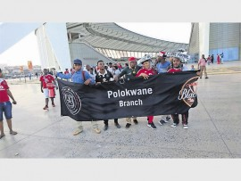 The Orlando Pirates Greater Polokwane Branch members say they are ready to host other branches for the Nedbank Cup final.