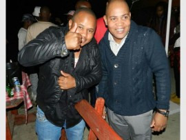 Thato Rakau and Bonolo Tlhabi of 2Chubby Shadows.