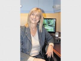 Elsabé Krone, arbeidsterapeut, is gereed om die regs-mediesebedryf te betree.