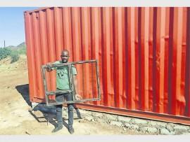 The local entrepreneur, Mojalefa Sebeloane seizes every opportunity. Photo: Supplied