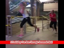 [VIDEO] Savannah Mall Youth Fun Run