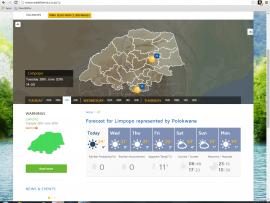 Photo: weathersa.co.za