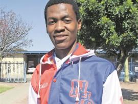 Madala Mashigo says he strives to lead by example.