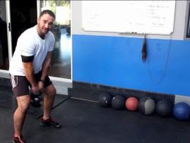 BODY LIFE TRAINING: 12-minute AMRAP Workout