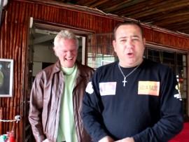 [WATCH] Maverick from HOSA Radio takes on the 'Raw Hotdog Challenge'