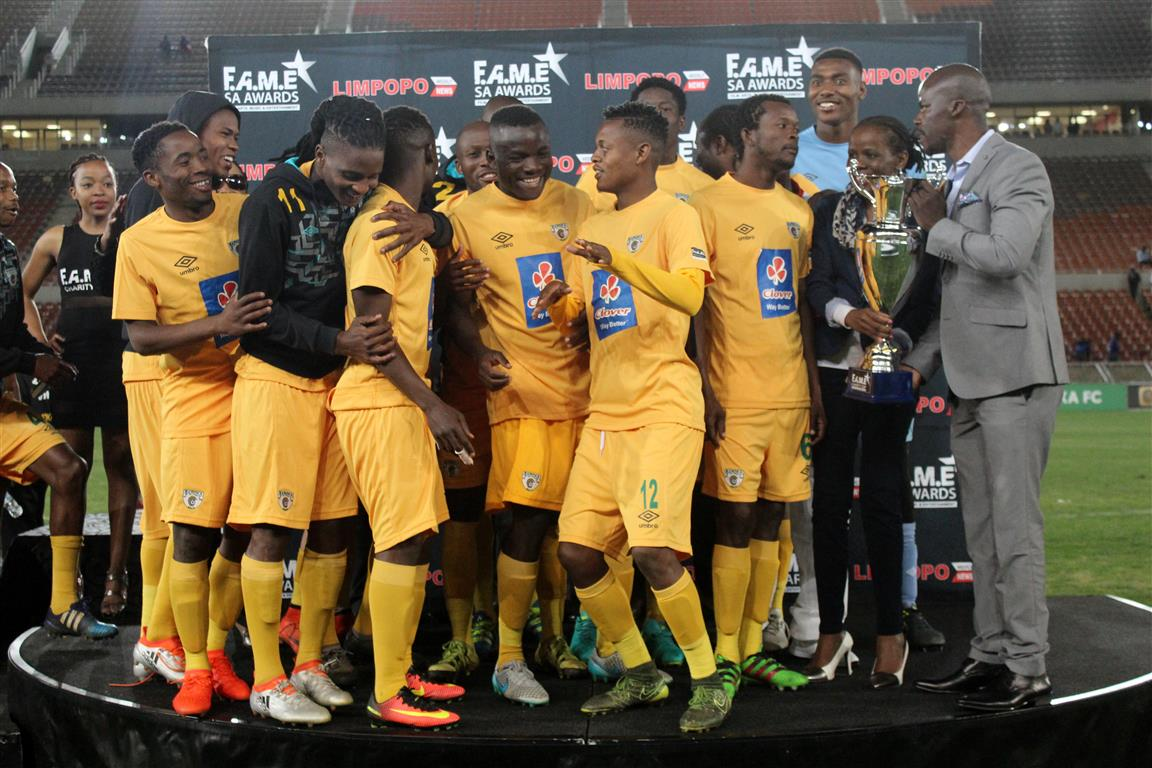 Kaizer Chiefs Fc: Baroka Thump Kaizer Chiefs In Fame Charity Cup Final